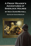 A Proof Reader   s Adventures of Sherlock Holmes