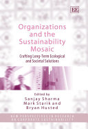 Organizations and the Sustainability Mosaic