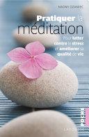 Pdf Pratiquer la méditation Telecharger