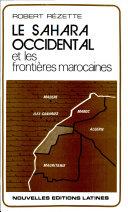 Pdf Le Sahara occidental et les frontières marocaines Telecharger