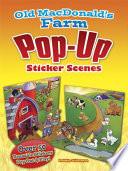 Old MacDonald s Farm Pop Up Sticker Scenes