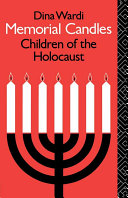 Memorial Candles  Children of the Holocaust