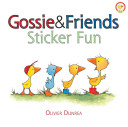 Gossie   Friends Sticker Fun Book
