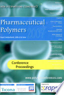 Pharmaceutical Polymers 2007