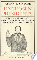 Unchosen Presidents Book PDF
