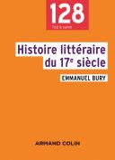Pdf Histoire littéraire du 17e siècle Telecharger