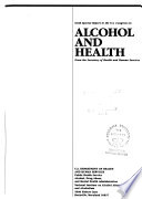 Special Report To The U S Congress On Alcohol And Health From The Secretary Of Health And Human Services
