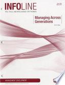 Managing Across Generations Book