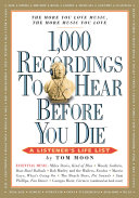 1,000 Recordings to Hear Before You Die ebook