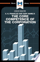 The Core Competence of the Corporation
