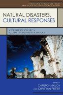 Natural Disasters, Cultural Responses Pdf/ePub eBook