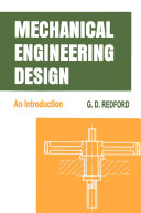 Mechanical Engineering Design  An Introduction