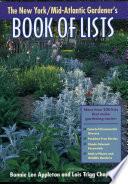 New York Mid Atlantic Gardener s Book of Lists
