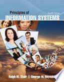 Principles of Information Systems Book