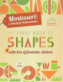 My First Book of Shapes Book PDF