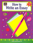 How to Write an Essay  Grades 6 8