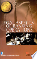 Legal Aspects Of Banking Operations : (For Jaiib Examinations)