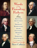 Words of the Founding Fathers Book
