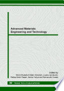 Advanced Materials Engineering and Technology