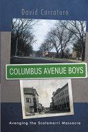 Columbus Avenue Boys [Pdf/ePub] eBook