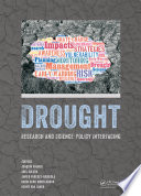 Drought Research And Science Policy Interfacing