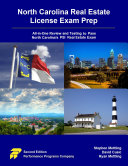 North Carolina Real Estate License Exam Prep: All-in-One Review and ...