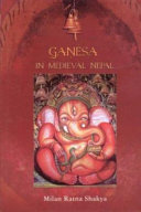 Gaṇeśa in medieval Nepal