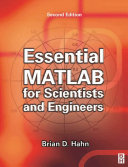 Essential MATLAB for Scientists and Engineers Pdf/ePub eBook