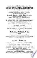 A Select Descriptive Catalogue of Standard and Modern Musical Publications Published Only by Messrs  R  Cocks Co Book