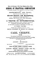 A Select Descriptive Catalogue of Standard and Modern Musical Publications Published Only by Messrs  R  Cocks Co
