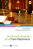 Pdf Dictionnaire universel de la Franc-Maçonnerie Telecharger