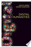 Digital Humanities Book