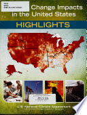 Climate Change Impacts in the United States  Highlights Book