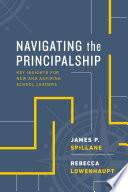Navigating the Principalship