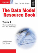 THE DATA MODEL RESOURCE BOOK  UNIVERSAL PATTERNS FOR DATA MODELING