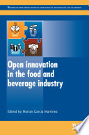 Open Innovation In The Food And Beverage Industry Book PDF