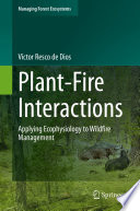 Plant Fire Interactions