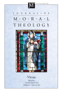 Journal of Moral Theology  Volume 3  Number 1