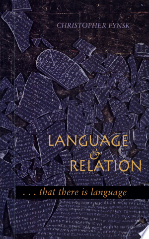 [pdf - epub] Language and Relation - Read eBooks Online