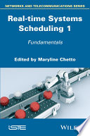 Real time Systems Scheduling 1