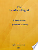 The Leader's Digest: A Resource for Lighthouse Ministry