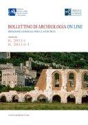 Bollettino di archeologia on line