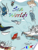 Star Art Coloring  Sea Worlds Book
