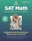 Dr  Chung s SAT Math