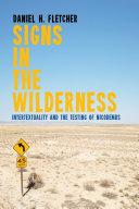 Signs in the Wilderness Pdf/ePub eBook
