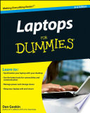 """Laptops For Dummies"" by Dan Gookin"