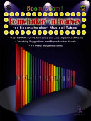 Boom Boom! Boomwhackers on Broadway (for Boomwhackers Musical Tubes): Book & CD
