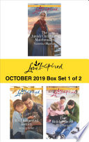 Harlequin Love Inspired October 2019 - Box Set 1 of 2