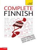Complete Finnish Beginner to Intermediate Course