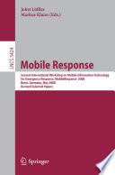 Mobile Response Book